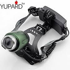 Generic White : <b>YUPARD XM</b>-<b>L T6 LED</b> Zoom Headlamp Torch light ...