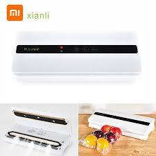 Xianli Vacuum Packing <b>Machine Household Food</b> Vacuum Sealer ...
