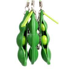 Novelty <b>Creative Extrusion Pea</b> Bean Soybean Edamame Stress ...