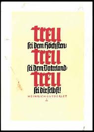 Ansichtskarte / Postkarte Heinrich Gutberlet, Treu sei dem ... - 63773