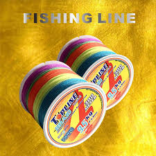 <b>Topline</b> Tackle Japanese Braided <b>Fishing</b> Line 4 strands 0.1mm 0.5 ...