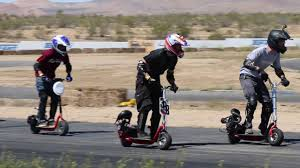 Goped racing