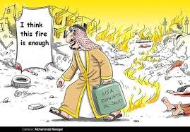 Image result for WAR IN YEMEN CARTOON