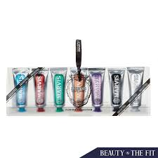 <b>Marvis Flavour Collection</b> Toothpaste <b>Set</b> 7x25ml   Shopee Malaysia