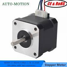 <b>Nema 17 Stepper</b> Motor 42 Motor <b>Nema17 Stepping</b> Motor <b>40mm</b> ...