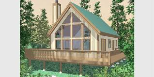 Narrow Lot House Plans  Building Small Houses for Small Lots  fb Small A Frame house plans  house plans   great room