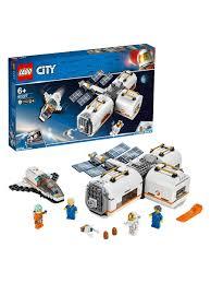 <b>Конструктор LEGO City Space</b> Port 60227 Лунная космическая ...