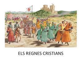 Resultat d'imatges de ELS REGNES CRISTIANS