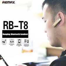 Online Shop <b>Remax T8</b> Wireless Sport Headphones <b>Bluetooth</b> ...
