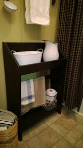 washstand bathroom pine: primitive bathroom washstand i was lucky enough to have my husband make this for meand love it mine holds old bowls and rolling pins