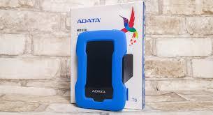 Обзор внешнего HDD <b>ADATA HD330</b>: Тонко и прочно - Root Nation