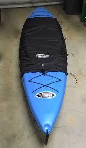 <b>Kayak Cockpit</b> Cover | <b>Universal Kayak</b> Storage <b>Drape</b> | <b>kayaks</b> ...