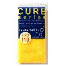 """<b>Мочалка для тела</b> """"Cure Series"""", <b>средней</b> жесткости, 110 см ..."""