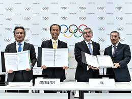 Gangwon rubber-stamped to host <b>Winter Youth</b> Olympics - Coliseum