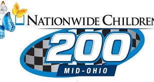 NASCAR Nationwide Series Official Race Results – Mid-Ohio