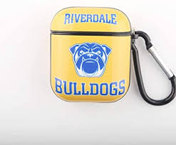 Riverdale Bulldogs AirPods Case Cover Shockproof ... - Amazon.com