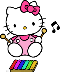 GAMBAR HELLO KITTY TERBARU Main Musik Picture Hello Kitty