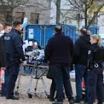 Horror-Unfall auf Berliner Spielplatz Böller trifft Teenie (12) am Auge – schwer verletzt!