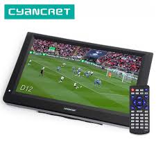 LEADSTAR <b>D12</b> inch HD Portable TV DVB T2 ATSC ISDB T tdt ...