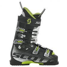 <b>Горнолыжные ботинки Scott G</b> 2 110 Powerfit black/green купить ...