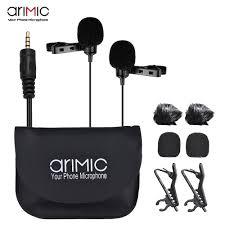 <b>Ulanzi Arimic</b> 1,5 м/6 м зажим-на петличный отворот <b>микрофон</b> ...