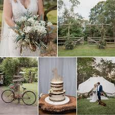 A Romantic, <b>Boho</b>-Vintage Wedding with Rustic <b>Charm</b> and ...