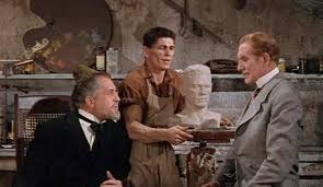 Image result for 3_D images of the 1953 house of wax