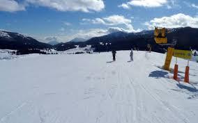 Ski resorts Alpe <b>Cimbra</b> - skiing on the Alpe <b>Cimbra</b>