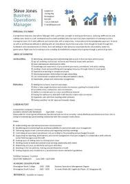 Resume Business An Expert Resume