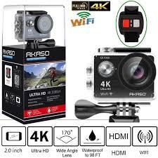 AKASO EK7000 4K <b>WIFI</b> Outdoor Sport <b>Action camera Ultra</b> HD ...