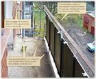 Установка алюминиевой рамы на балкон
