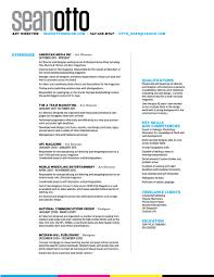 resume contact sean otto art director 2015 soresume jpg