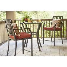 comfortable patio chairs aluminum chair: full size of tables amp chairs garden treasures patio furniture hidden river pc extruded aluminum