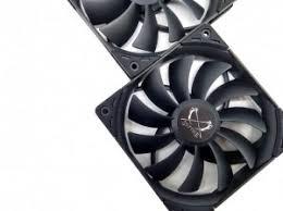 <b>Scythe</b> выпустит <b>вентилятор Kaze Flex</b> в черном цвете