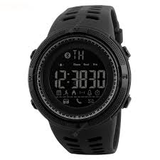 SKMEI <b>Men</b> Smart Multifunctional Sports Digital Watch Calories ...