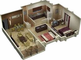 Small house plans and design ideas for a comfortable livingsmall house plans D floor plan layout ideas