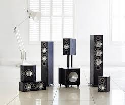 Обзор комплекта АС <b>Monitor</b> Audio Bronze 5.1