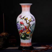 Free Shipping <b>Jingdezhen Ceramic Vase</b> Modern Chinese Style ...