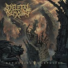 <b>Skeletal Remains</b> - <b>Devouring</b> Mortality (2018, Vinyl) | Discogs