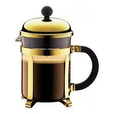 <b>Кофейник с прессом</b> Bodum <b>Chambord</b>, 0.5 л ⋆ Hotlong.ru