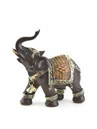 <b>Фигурка декоративная</b> Африканский <b>слон ArtHouse</b> 7925723 в ...