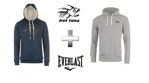Обзор мужских <b>толстовок</b> с капюшоном Hot Tuna и <b>Everlast</b> ...