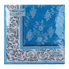 <b>Бумажные салфетки NEW</b> LINE Fresco 33*33 2-х слойные 20 шт ...