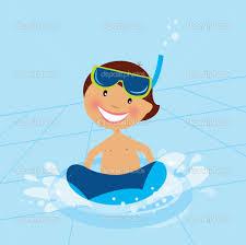 Výsledek obrázku pro plavání kreslené