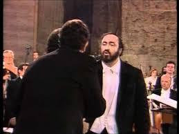 """""""O Sole Mio"""" <b>Pavarotti</b>, <b>Carreras</b>, <b>Domingo</b> - Rome 1990 - DVD quality"""