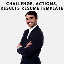 challenge actions results r eacute sum eacute template talent counseling car resume template 2