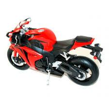 Машинка <b>Welly Honda CBR1000RR</b> (модель <b>мотоцикла</b>) от 3-х лет