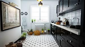 Black White Kitchen Designs 40 Beautiful Black White Kitchen Designs