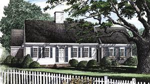 Cape Cod House Plans and Cape Cod Designs at BuilderHousePlans comCape Cod Style House   Plan HWBDO
