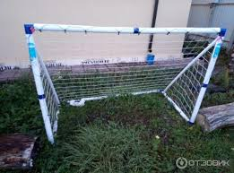 Отзыв о <b>Ворота</b> игровые <b>DFC</b> 6ft Deluxe Soccer | АРГЕНТИНА ...